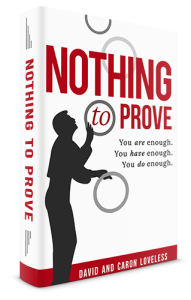 Nothing to Prove book